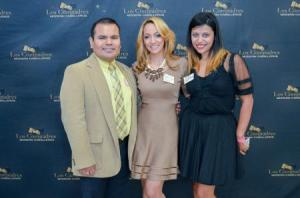 With Dennis Sanchez (the leader of my mastermind group) and Janely Rios (host of